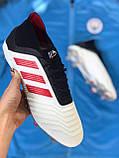 Бутсы Adidas Predator 19+FG Paul Pogba /40,42,45/, фото 4
