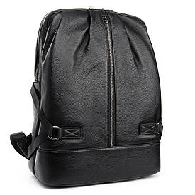 Рюкзак Міський шкіряний BRETTON BP 8003-67 чорна