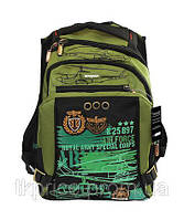 ,Крутой рюкзак для школы с ортопедической спинкой