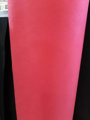 Спанбонд 60 г/м цв красный  ширина 160см (рул 100м)