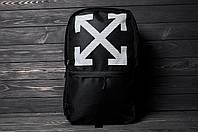 Городской Рюкзак Off-White Black черного цвета