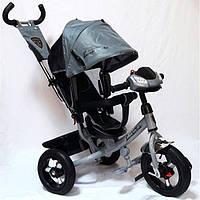 Детские трехколесные велосипеды Azimut