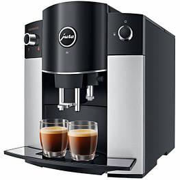 Кофемашина автоматическая Jura D6 Platin 1450 Вт