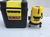 Лазерный уровень нивелир DEWALT DW077K 30 метров 5 линий 6 точек, фото 2