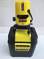 Лазерный уровень нивелир DEWALT DW077K 30 метров 5 линий 6 точек, фото 3