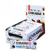 Протеиновый батончик Chikabar, Кокос с шоколадной начинкой, Chikalab, фото 3