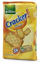 Крекер  Gullon Cracker! Classic, 3 х 100 гр