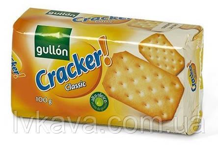Крекер  Gullon Cracker! Classic, 3 х 100 гр, фото 2