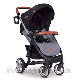 Дитяча прогулянкова коляска EasyGo Virage Ecco Antracite