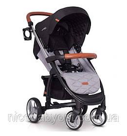 Детская прогулочная коляска EasyGo Virage Ecco Grey Fox