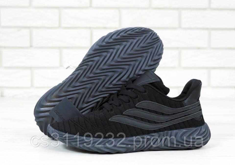 Мужские кроссовки Adidas Sobakov (черные)