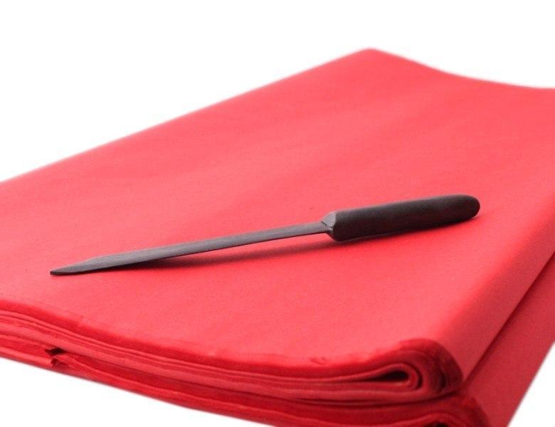 Красная рисовая бумага