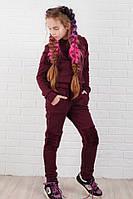 Костюм на девочку на меховой основе  кл325, фото 1