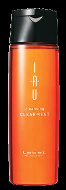Очищающий аромашампунь для ежедневного ухода Lebel IAU Cleansing Clearment 300 мл