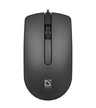 Миша Defender Office MB-210 USB Black (52210)