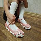 Школьные туфли с перфорацией девочкам, р. 32, 33, 34, 35, 37 Сменка., фото 2
