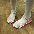 Школьные туфли с перфорацией девочкам, р. 32, 33, 34, 35, 37 Сменка., фото 3