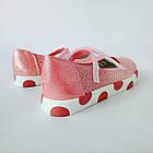 Школьные туфли с перфорацией девочкам, р. 32, 33, 34, 35, 37 Сменка., фото 10