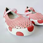 Школьные туфли с перфорацией девочкам, р. 32, 33, 34, 35, 37 Сменка., фото 8