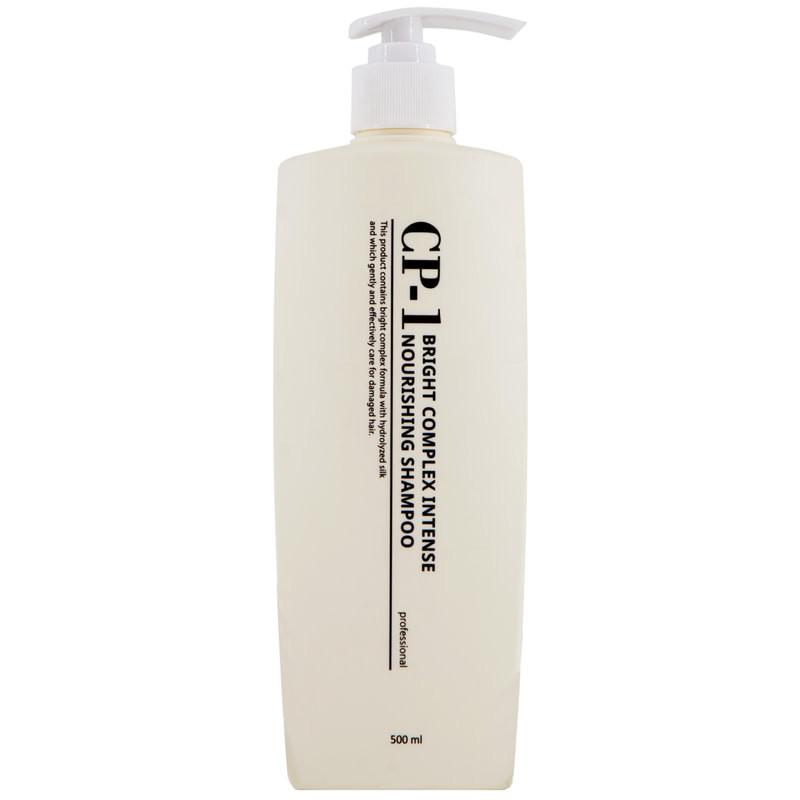 Интенсивно питающий шампунь для волос с протеинами CP-1 Bright Complex Intense Nourishing Shampoo 500 мл