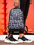 Городской рюкзак BEZET Dead racer' 19, рюкзак с принтом черепа, фото 2