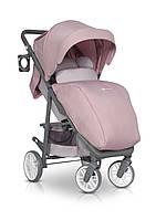 Дитяча прогулянкова коляска Euro-Cart Flex Powder Pink, фото 3