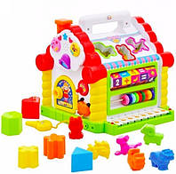 Детский домик теремок 9196, фото 5