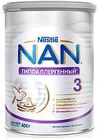 Nestle Молочная смесь NAN HA 3 Гипоаллергенный 400г