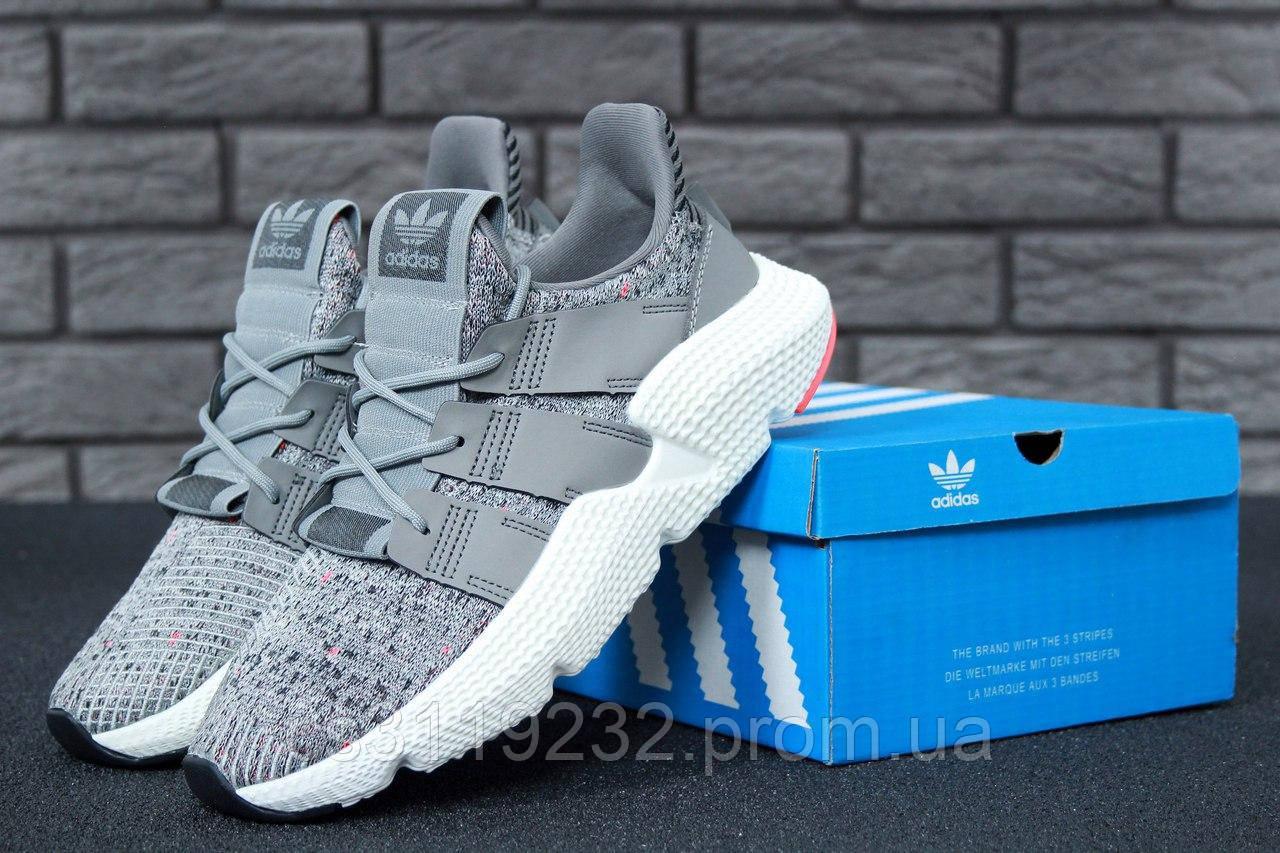 Чоловічі кросівки Adidas Prophere (сірі)