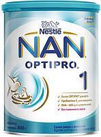 Nestle Молочная смесь NAN 1 OptiPro 800г Суміш молочна суха