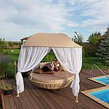 """Підвісне ліжко з ротангу """"Релакс"""", фото 9"""