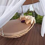 """Підвісне ліжко з ротангу """"Релакс"""", фото 6"""