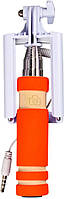 Монопод TOTO Монопод TOTO Mini+Jack 3.5 mm cable Orange F_51876