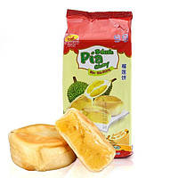 Печенье с Дурианом Banh Pia Chay 300 грамм (Вьетнам), фото 1