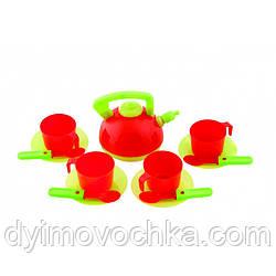 Набор детской посуды 13 предм. 04-428 Киндервей