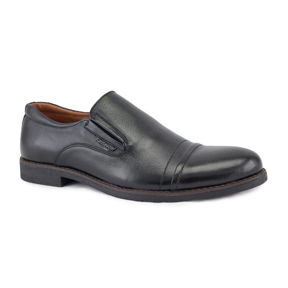 Мужские туфли кожа  на резинке 40-45