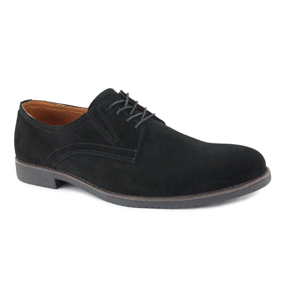 Замшевые мужские туфли  классические 40-45