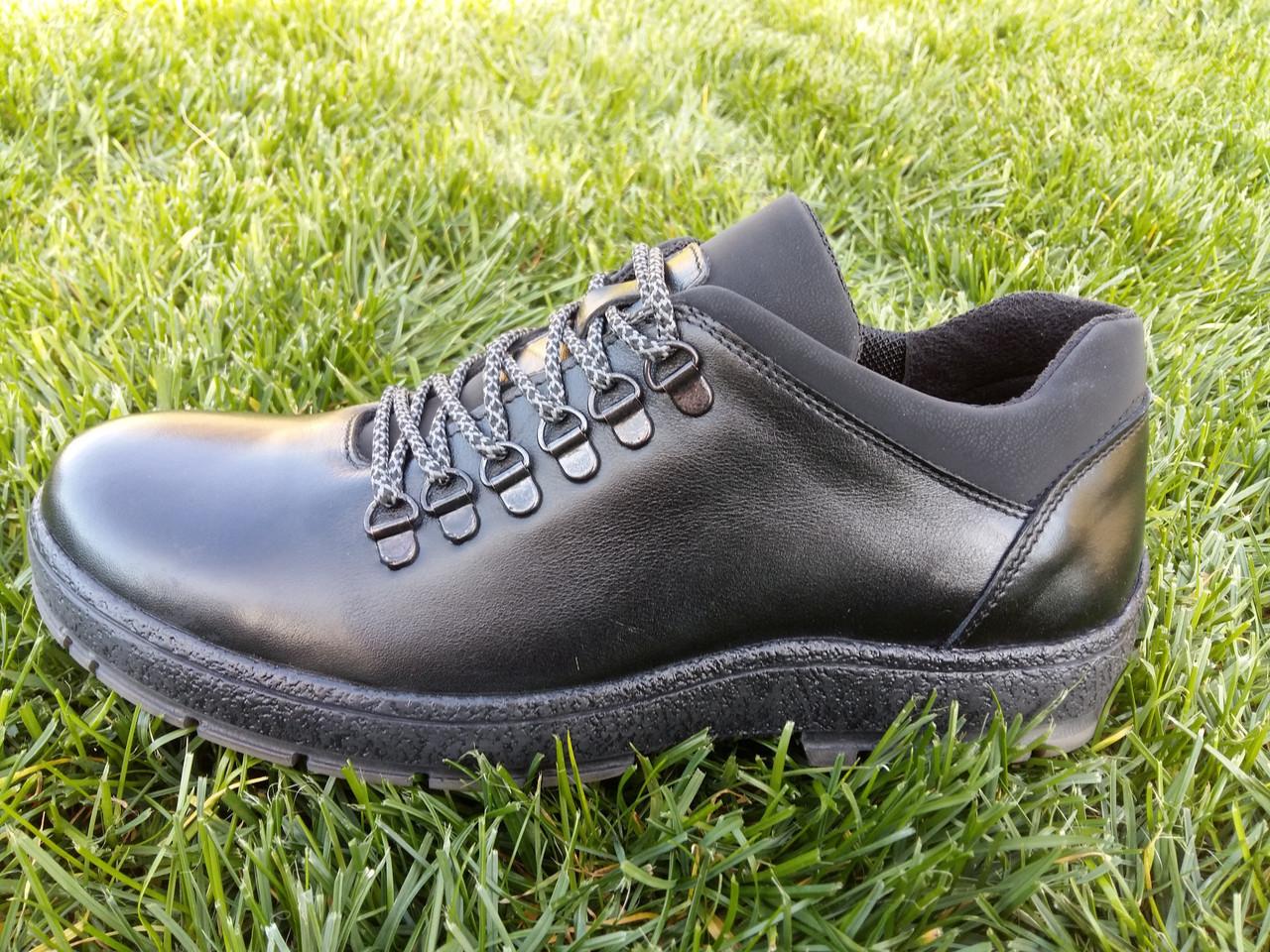 Туфли кожаные мужские осенние 40-45