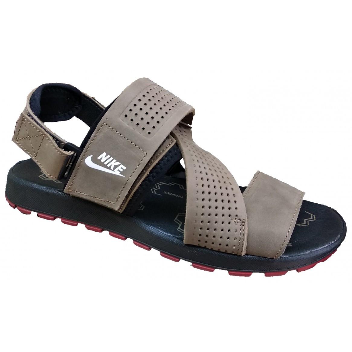 Кожаные мужские сандалии летние   40-45  лате