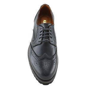 Мужские туфли кожа  классические  40-45 черный