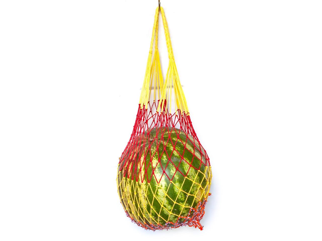 Сумка для дыни - Овощная сумка - Шоппер сумка - Сумка для Арбуза - Эко сумка - Эксклюзивная Французская сумка