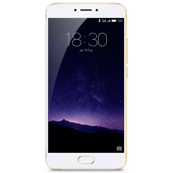 Мобильный телефон  Meizu MX6 Gold б/у 3+32 GB