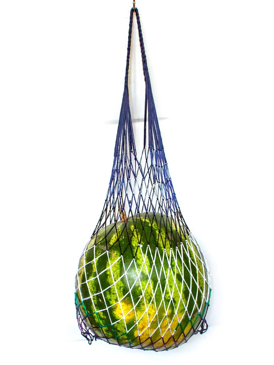 Эко сумка  - Шоппер сумка - Эксклюзивная Французская сумка - Овощная сумка - Сумка для Арбуза