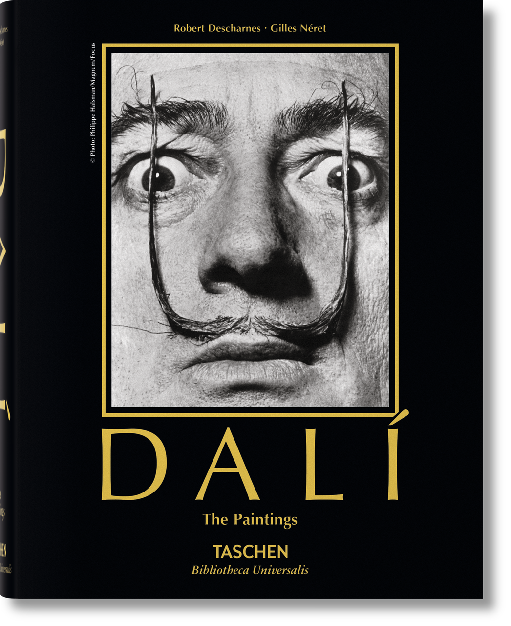 Dali. The Paintings. Robert Descharnes, Gilles Néret.