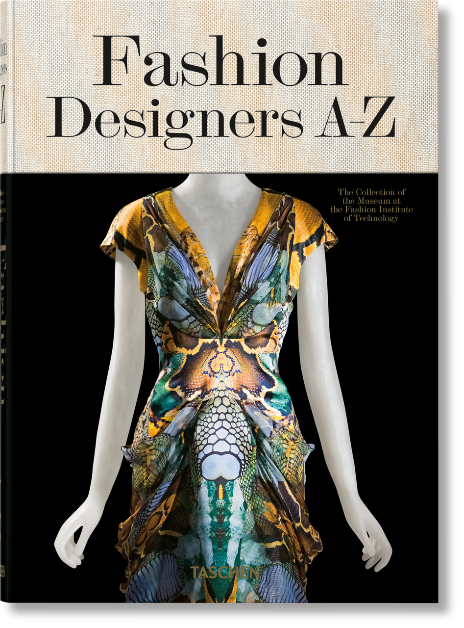 Книги о моде и стиле. Fashion Designers A-Z. Valerie Steele, Suzy Menkes