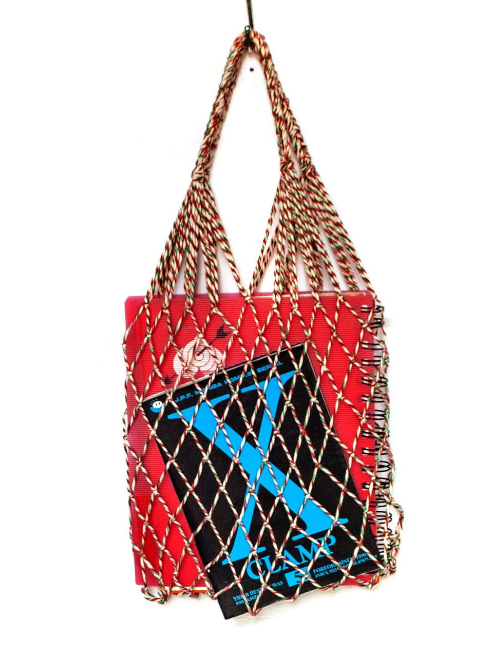 Органайзер - Сумка для покупок - Уникальная сумка - Авоська мини - Эксклюзивная сумка