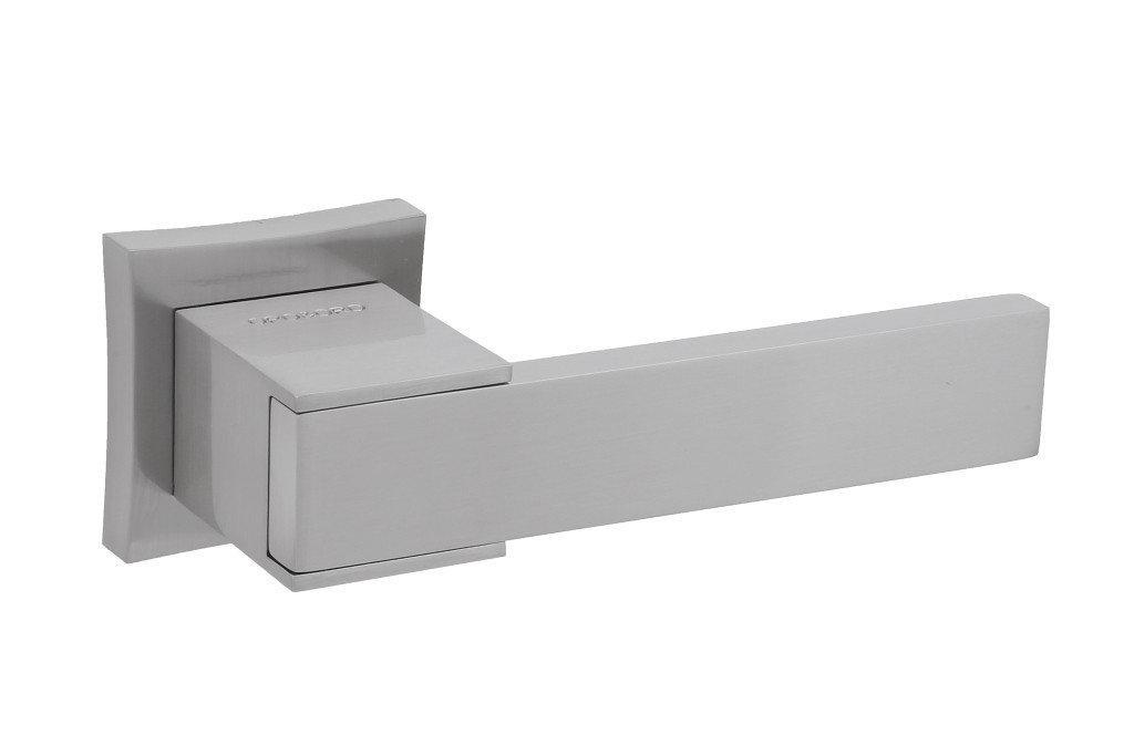 Ручки дверні Oro&Oro 042-15E Матовий хром
