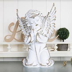 Ангел молящийся 30 см СП501-2 золото