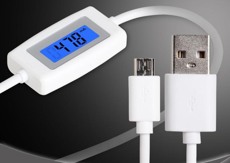Кабель для зарядки Lonsmax Testing Data для Android Micro 0.3M