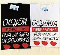 Печать на футболке (для кума)